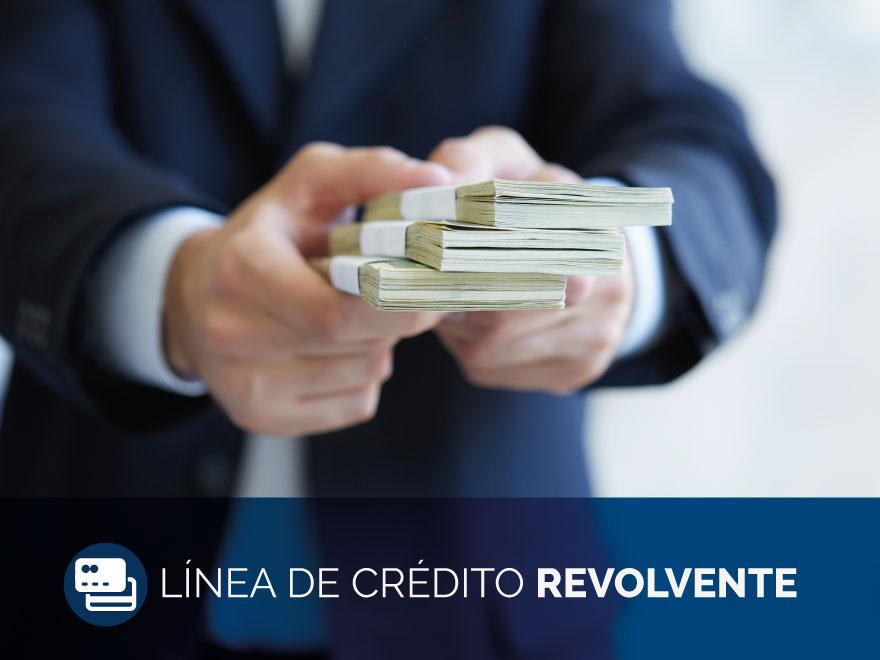 7c5c9b434883 Fideicomiso de Garantía para Créditos. LÍNEA DE CRÉDITO REVOLVENTE